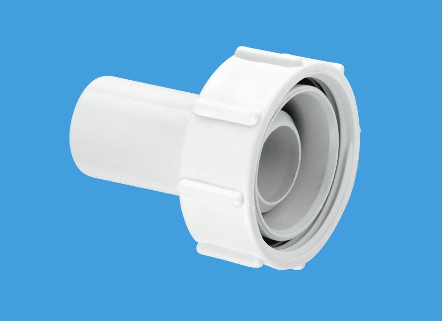 Straight Connector (Wasteflow)