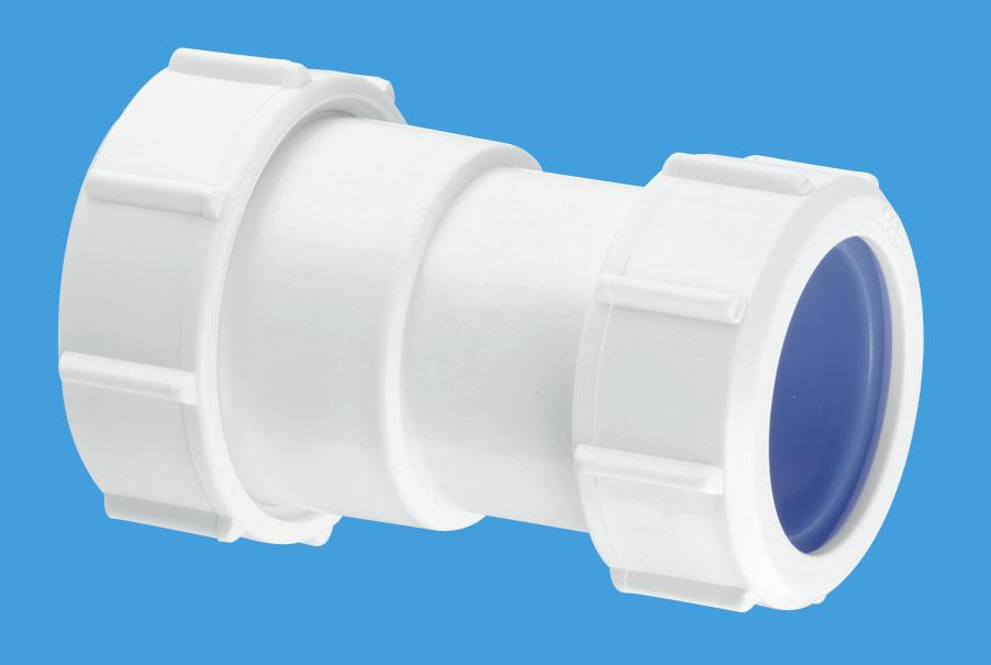 Multifit Straight Connector - Multifit x European Pipe Size