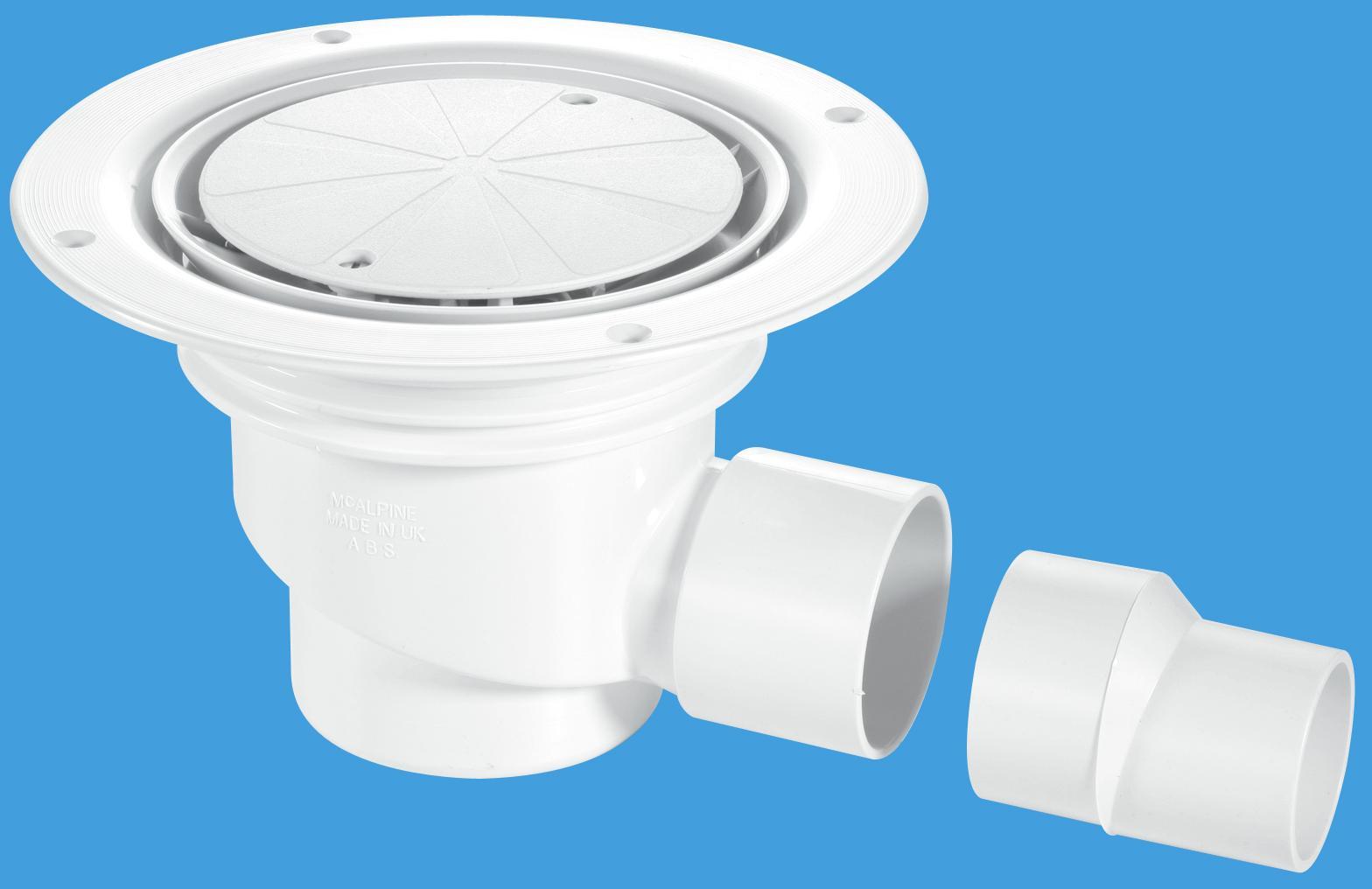 TSG1-WH White Plastic