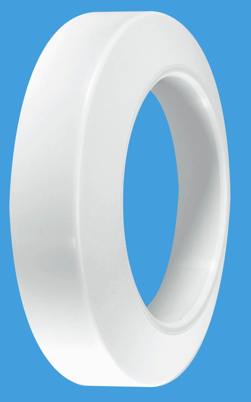 WC Connector Wall Flange