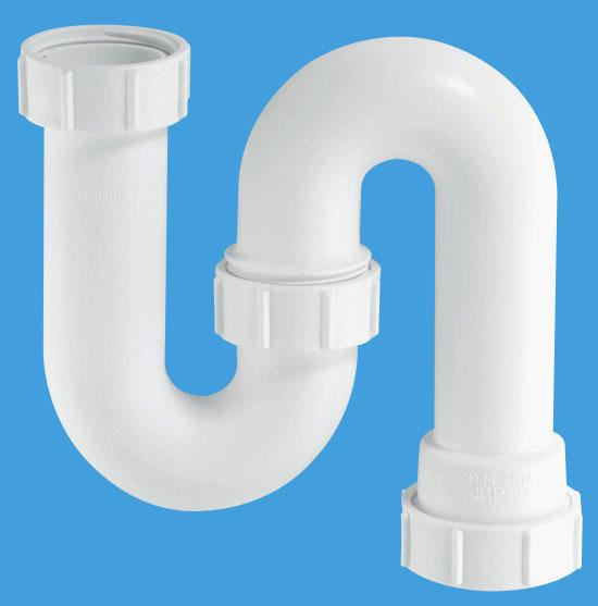 Tubular Swivel S Trap Mcalpine Plumbing Products
