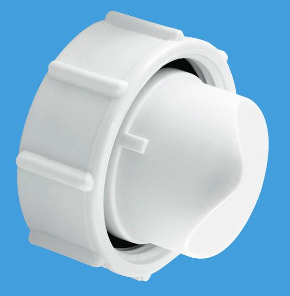 SM10 Blank Plug, Nut and Washer