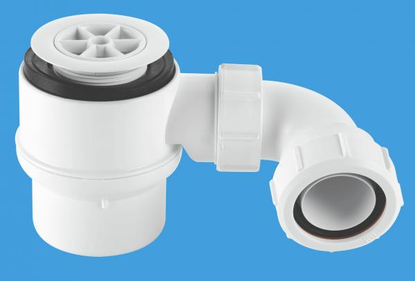50mm Water Seal Shower Trap | McAlpine Plumbing Products