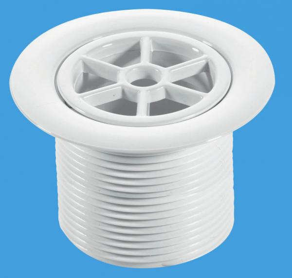 STW70WHL 70mm White Plastic