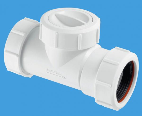 Multifit In-Line Non-Return Valve