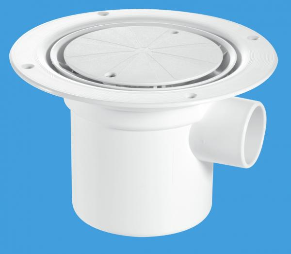TSG3WH White Plastic