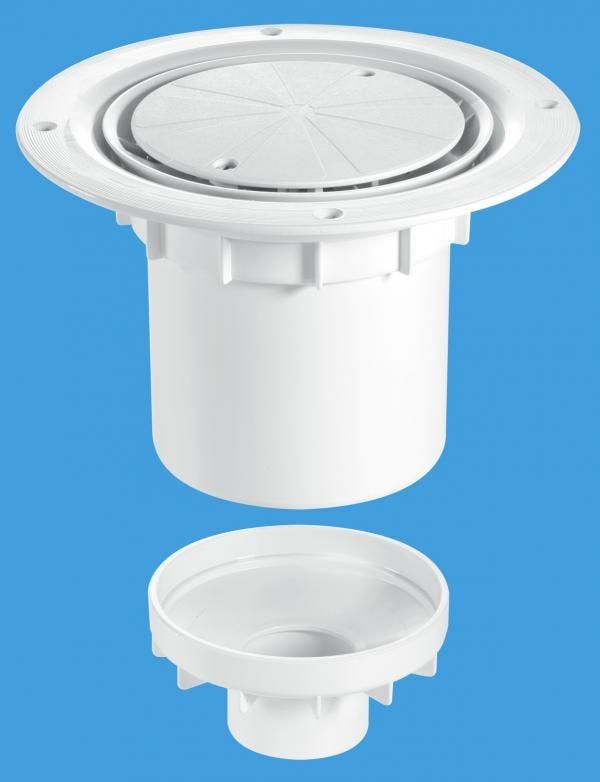TSG2WH White Plastic