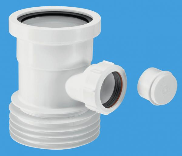 Boss Pipe for use with WC Connectors