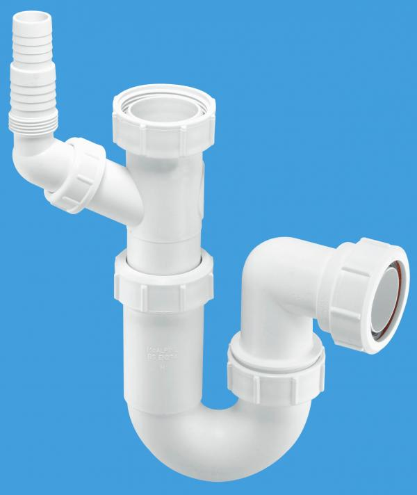 Adjustable Sink Trap with 135° Swivel Nozzle