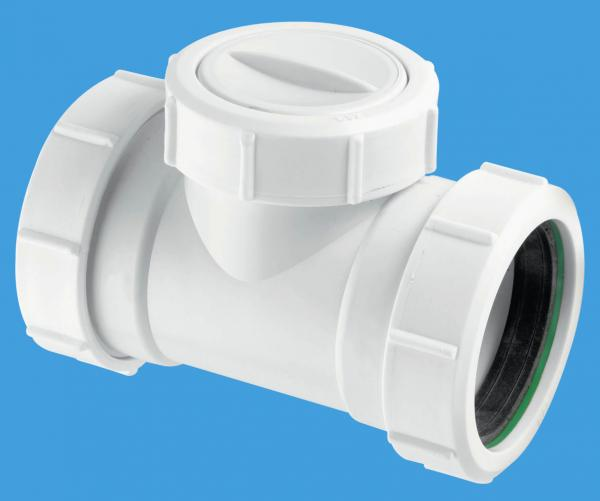 Universal In-Line Non-Return Valve