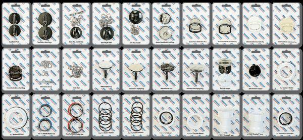 Handipak Carded Plumbing Range