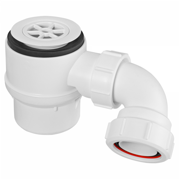 STW2-95 70mm White Plastic