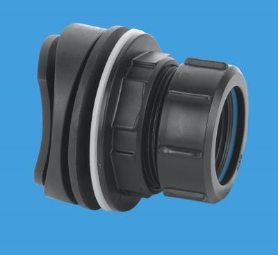 BOSSCONN1.25BL Black