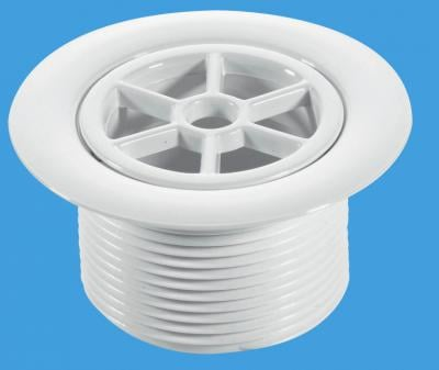 STW70WH 70mm White Plastic