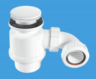 STW2-M 70mm White Plastic Mushroom