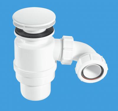 STW9-M 70mm White Plastic Mushroom