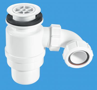 STW9-R 70mm White Plastic