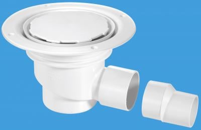 TSG1WH-NSC White Plastic without securing screws