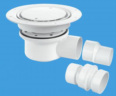 TSG52WH White Plastic
