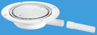 USG1WH White Plastic