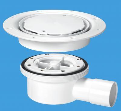 VSG52WH White Plastic