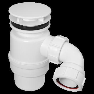STW11-M 85mm White Plastic Mushroom