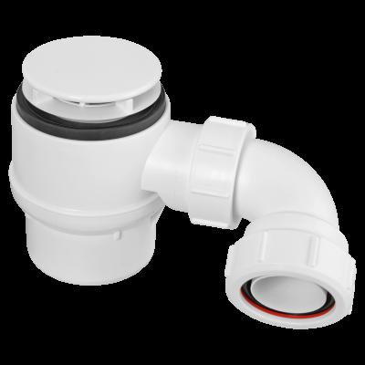 STW2M-95 70mm White Plastic Mushroom