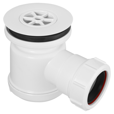 STW5-R 85mm White Plastic