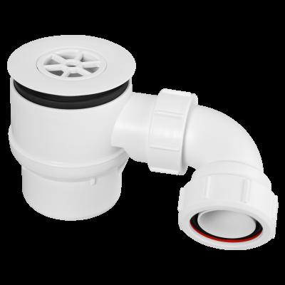 STW6-95 85mm White Plastic