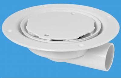 USG3WH White Plastic