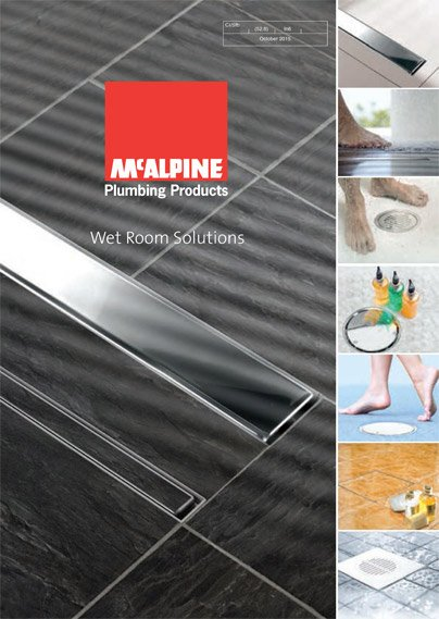 Wet Room Brochure