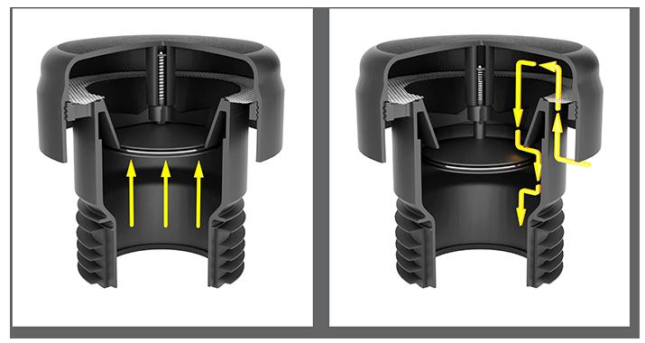 Ventapipe 100 Internal/External | McAlpine Plumbing Products