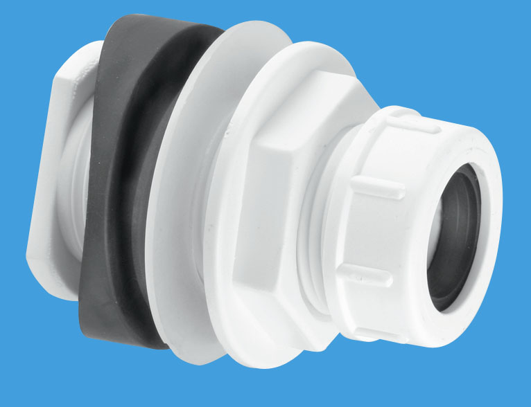 Mechanical Soil and Rainwater Pipe Boss Connector