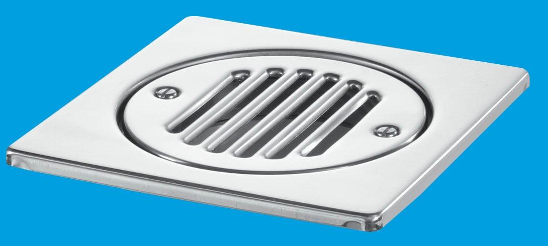 Tiled Floor Converstion Kit - Stainless Steel