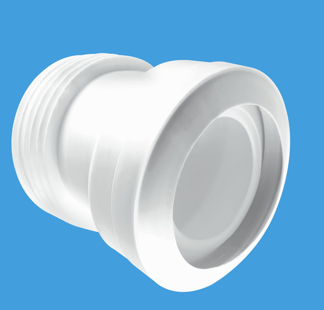 14° Angle MACFIT WC Connector