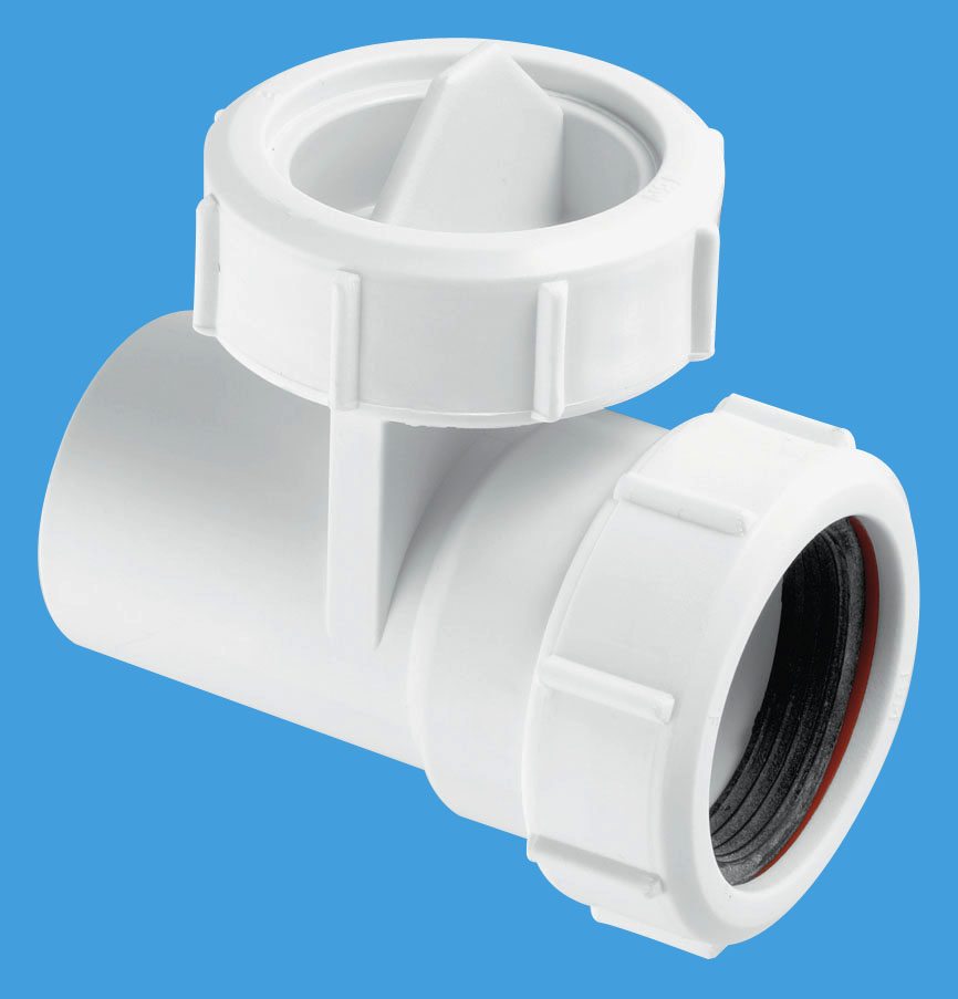 In-line Connector with Top Access Filter