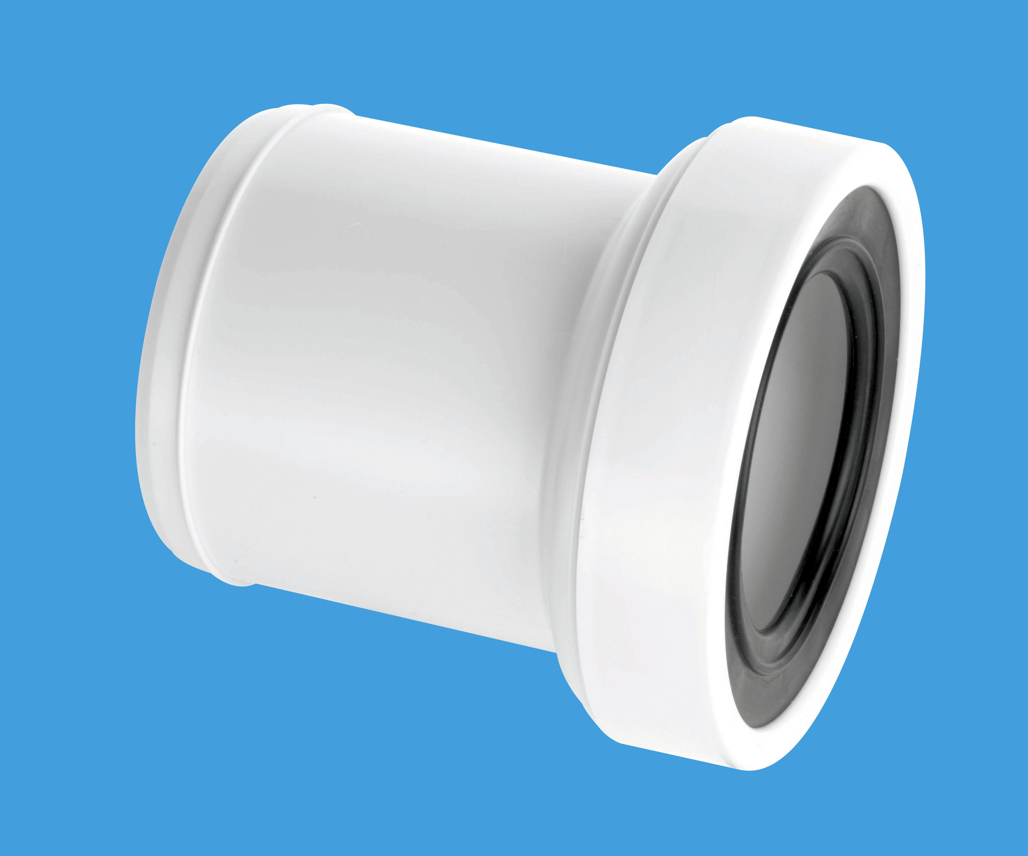 Straight Telescopic WC Socket Extension