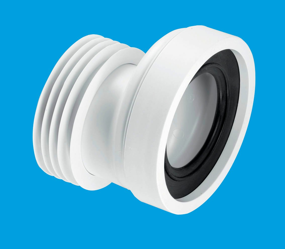 20mm Offset Rigid WC Connector