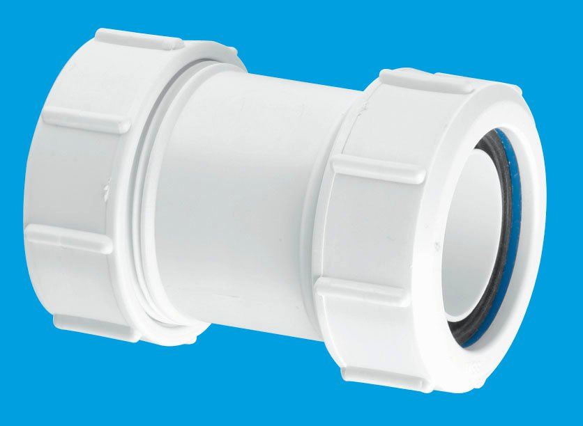 Multifit Straight Connector Mcalpine Plumbing Products